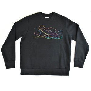 Bonobos NEW Mens Sweatshirt Sz M Sweater Black